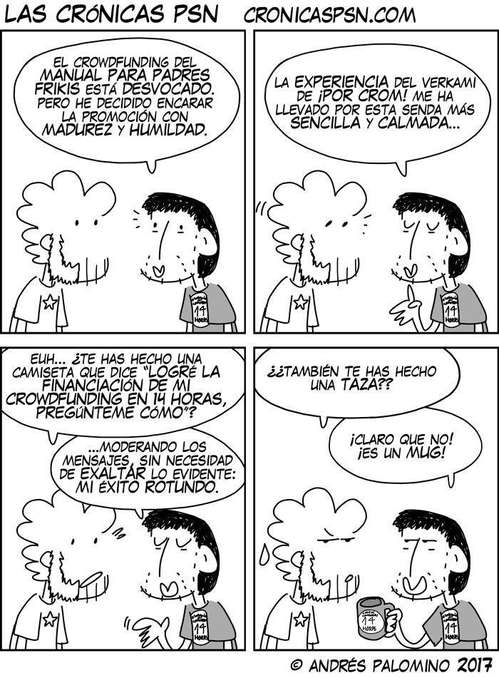 CPSN: ÉXITO CALMADO