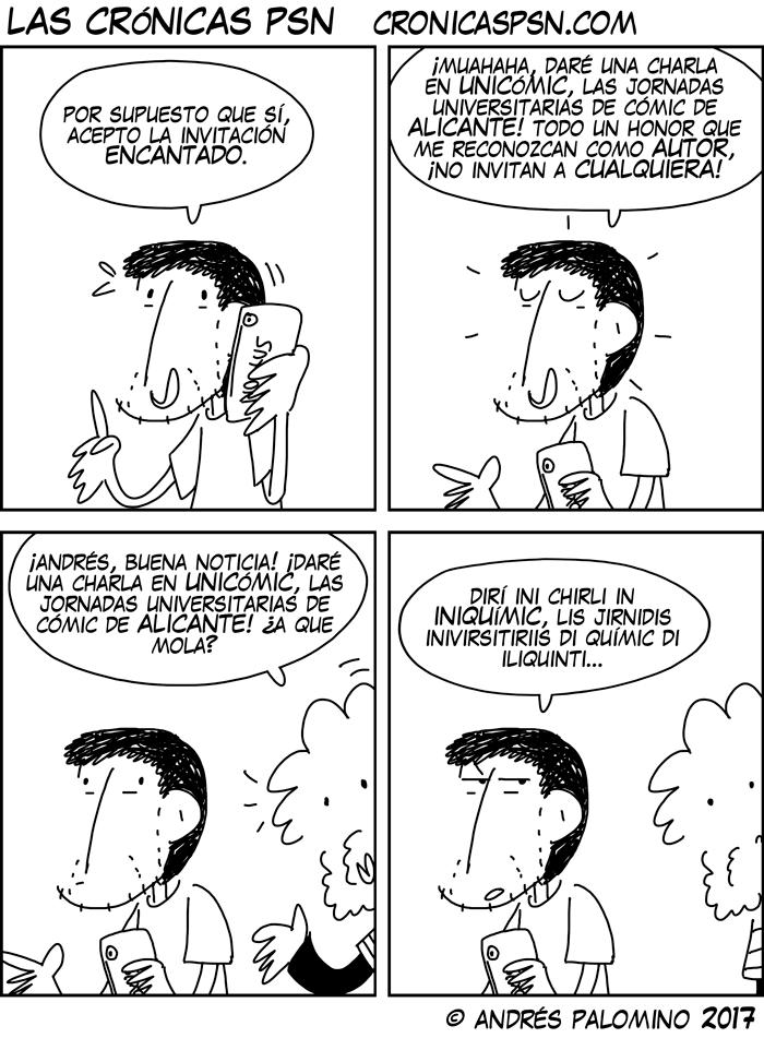 CPSN: AUTOR RECONOCIDO