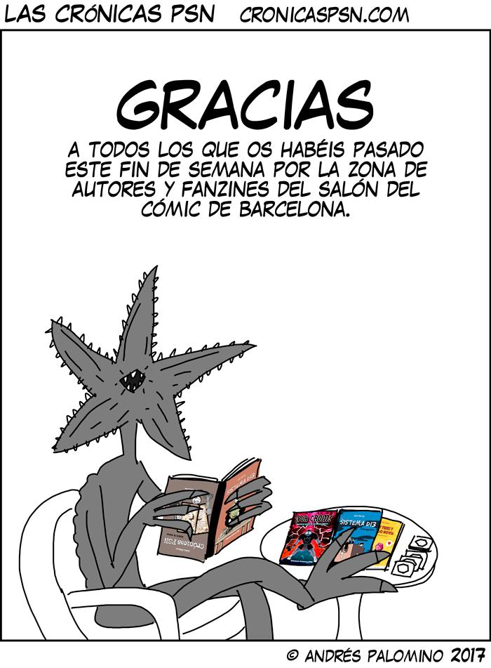 CPSN: AGRADECIDO