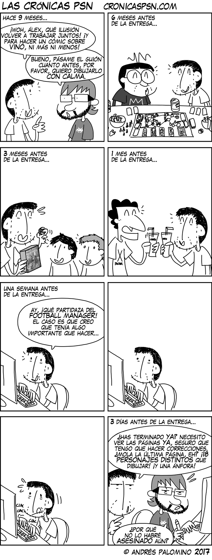 CPSN: TÁNDEM