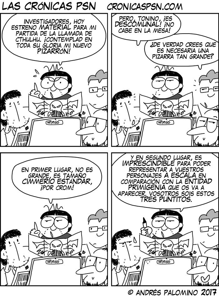 CPSN: PIZARRÓN