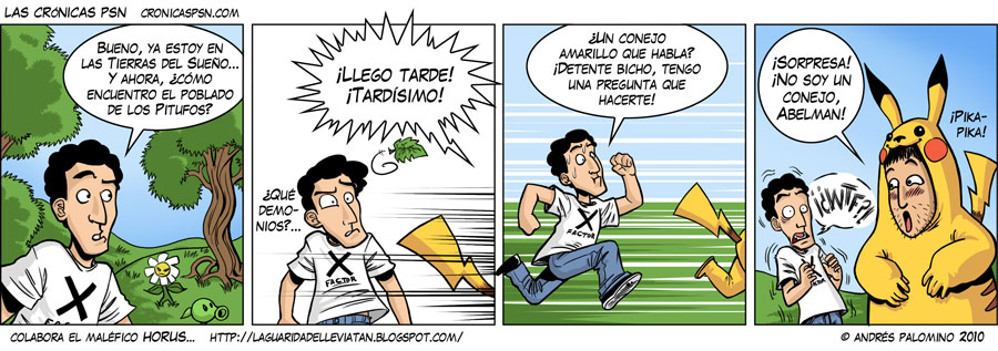 Crónica #560: CONEJO