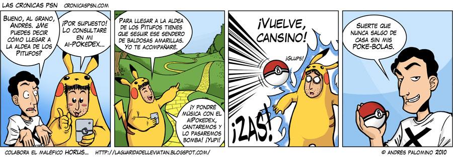 Crónica #562: POKEDEX