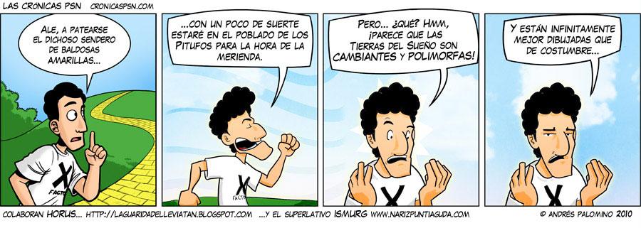 Crónica #563: POLIMORFO