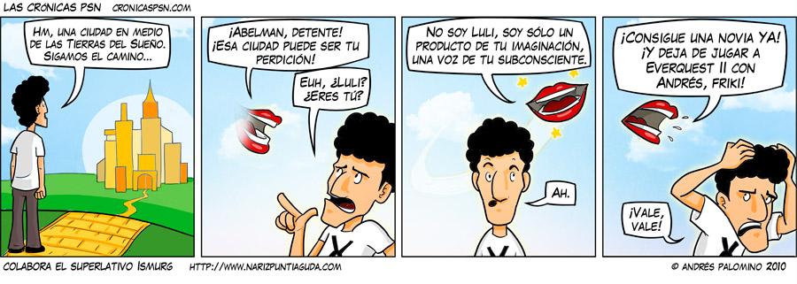 Crónica #564: SONRISA