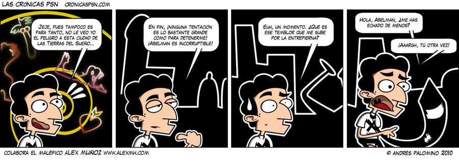 Crónica #567: VIEJA AMIGA