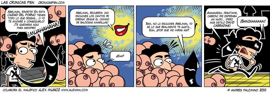 Crónica #568: ODISEO