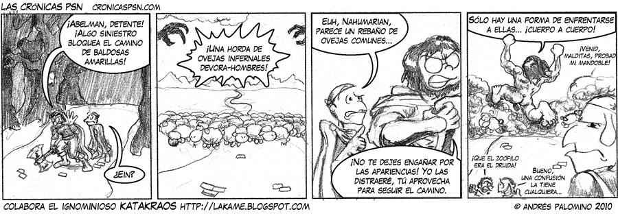 Crónica #576: HORDA