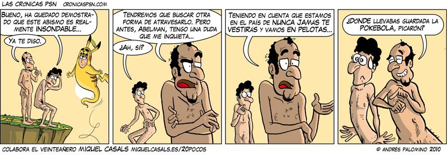 Crónica #580: BOLSILLO MÁGICO