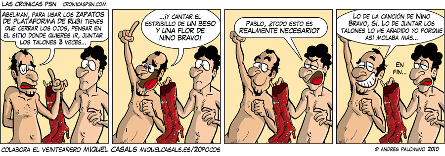 Crónica #582: FÓRMULA