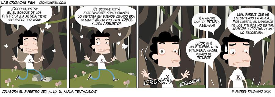 Crónica #590: RECUERDOS DE INFANCIA