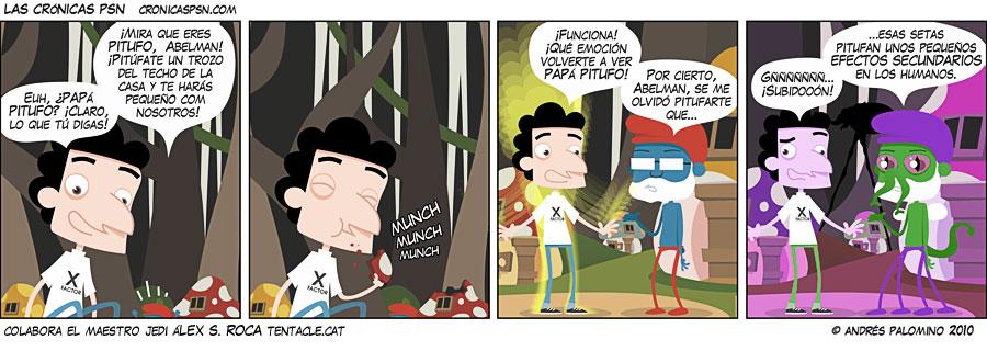 Crónica #591: SETAS