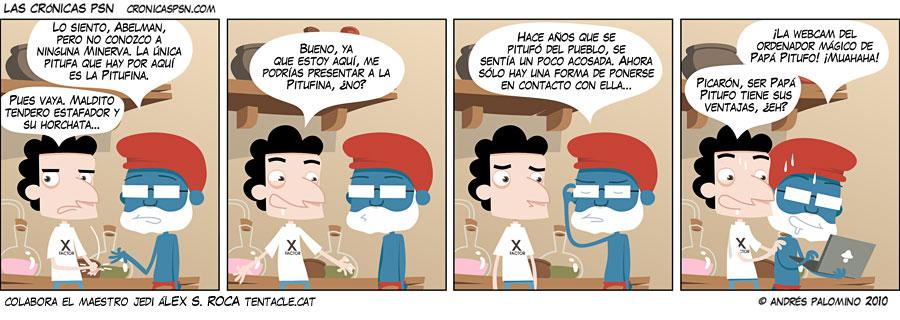 Crónica #595: PITUFINA