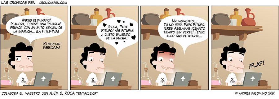 Crónica #597: WEBCAM