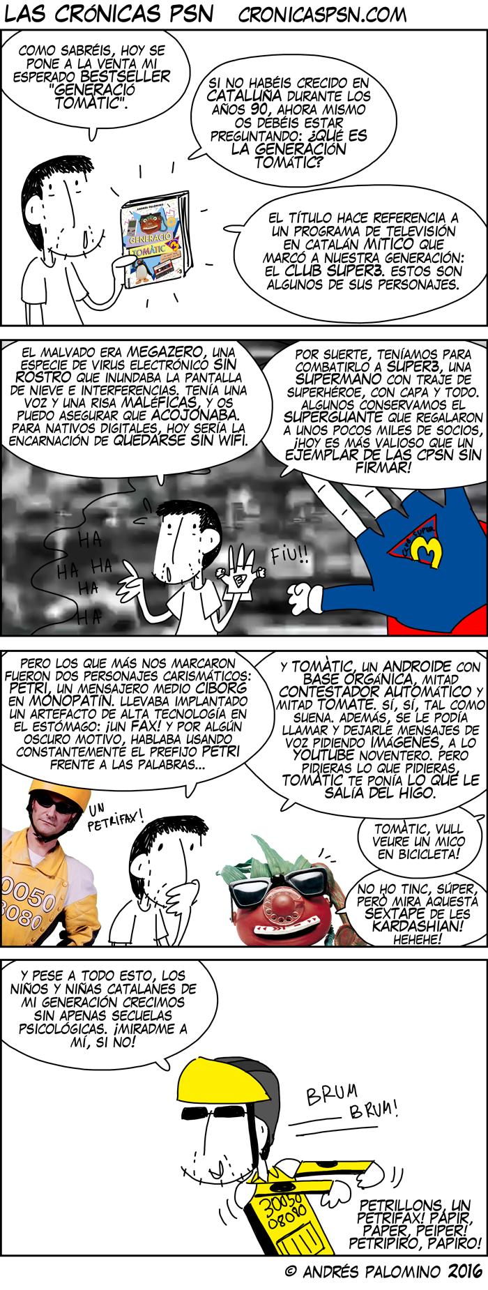 CPSN: GENERACIÓ TOMÀTIC