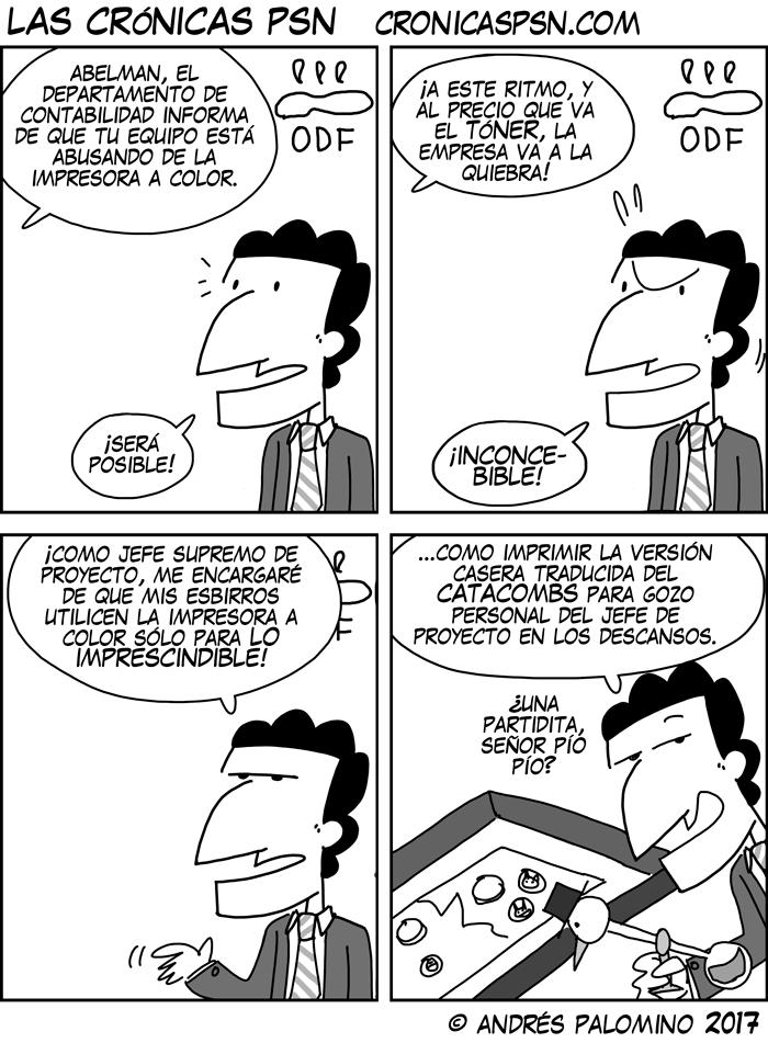 CPSN: IMPRESORA A COLOR