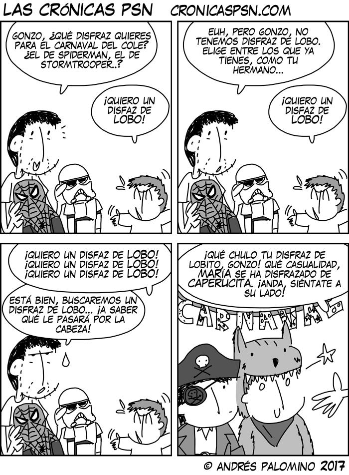 CPSN: CARNAVAL LUPINO