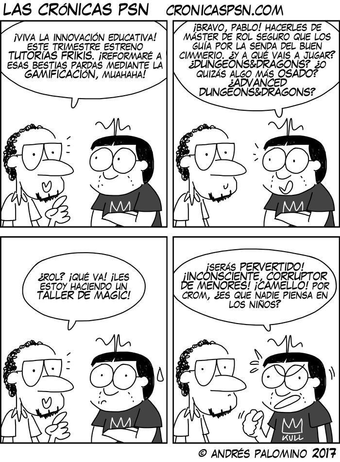CPSN: GAMIFICACIÓN