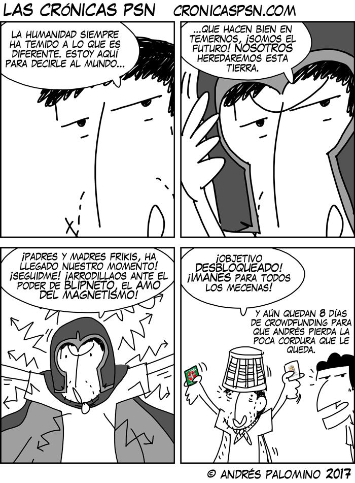 CPSN: AMO DEL MAGNETISMO