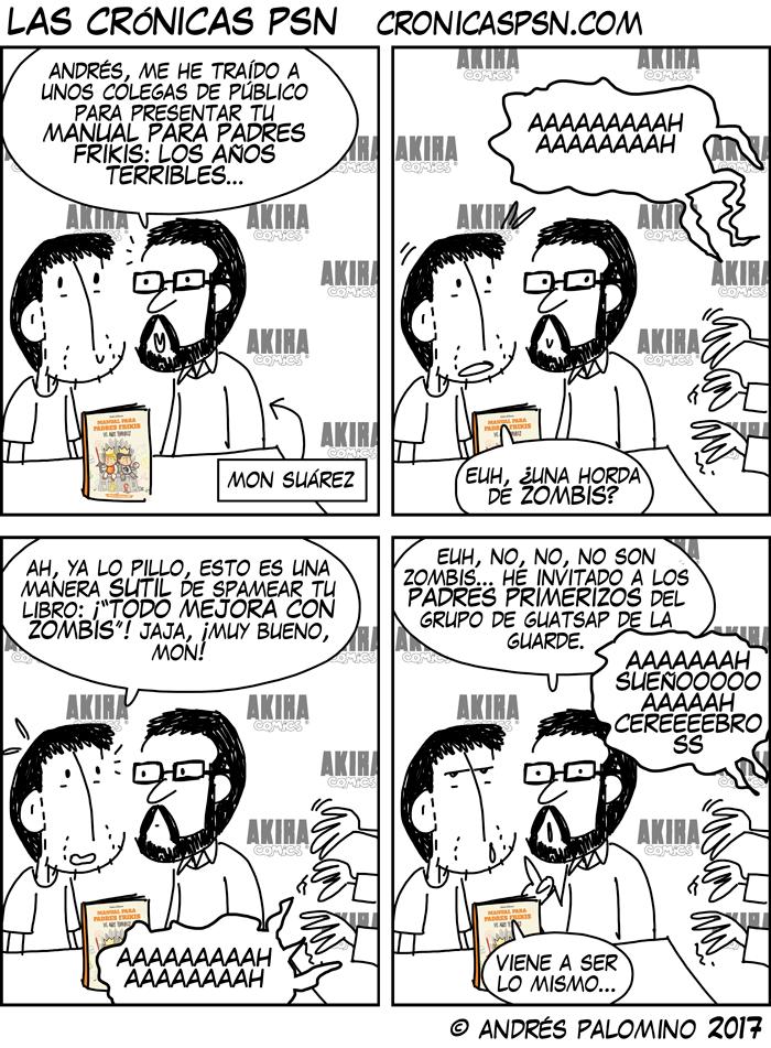 CPSN: TODO MEJORA CON ZOMBIS