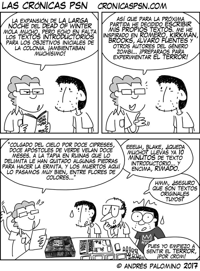 CPSN: LA LARGA NOCHE