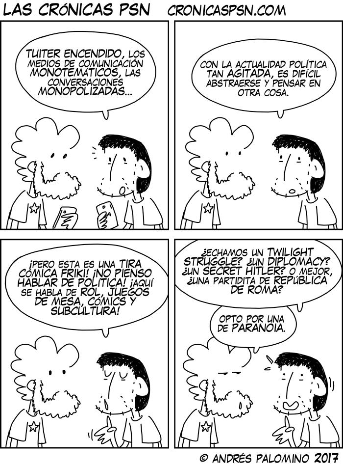 CPSN: POLITIZACIÓN
