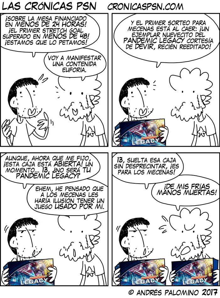 CPSN: SORTEANDO