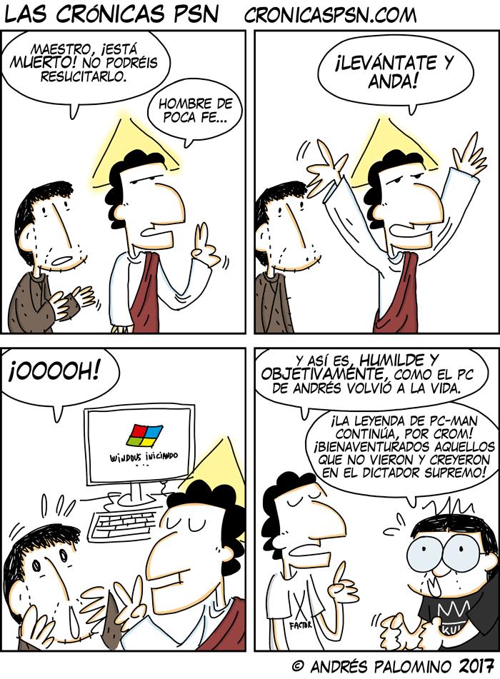 CPSN: LÁZARO