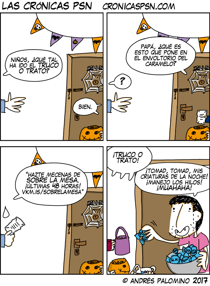 CPSN: TRUCO O TRATO
