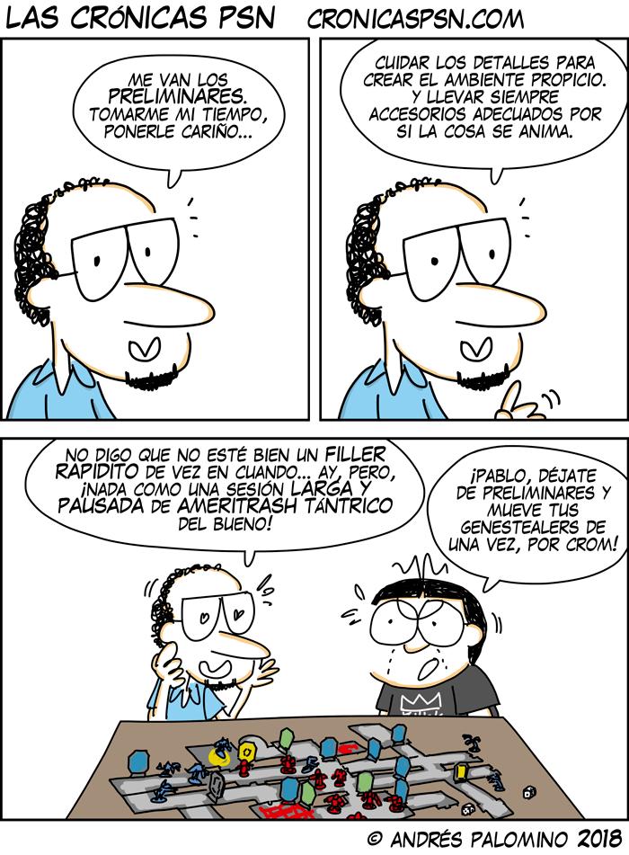 CPSN: PRELIMINARES