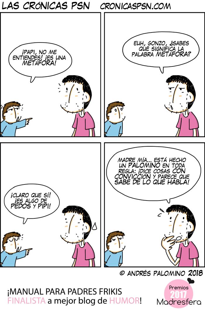 CPSN: METÁFORA