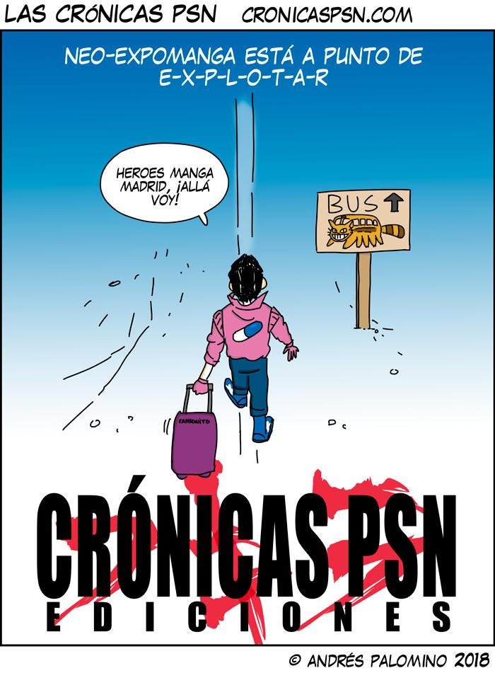 CPSN: NEO-EXPOMANGA