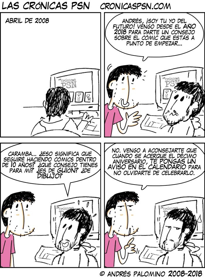 CPSN: DIEZ AÑOS