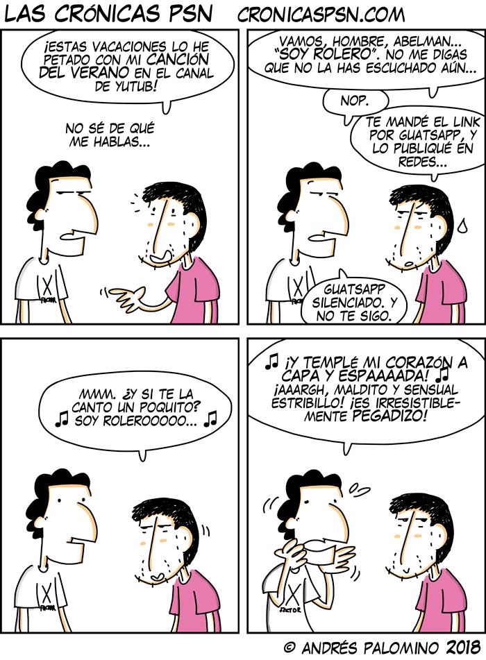 CPSN: CANCIÓN DEL VERANO