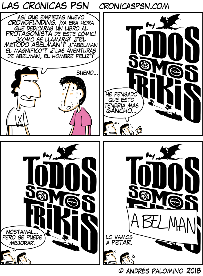 CPSN: TODOS SOMOS FRIKIS
