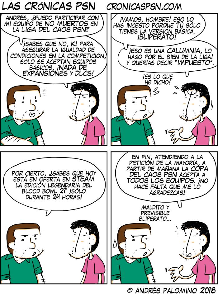 CPSN: BLIPERATO