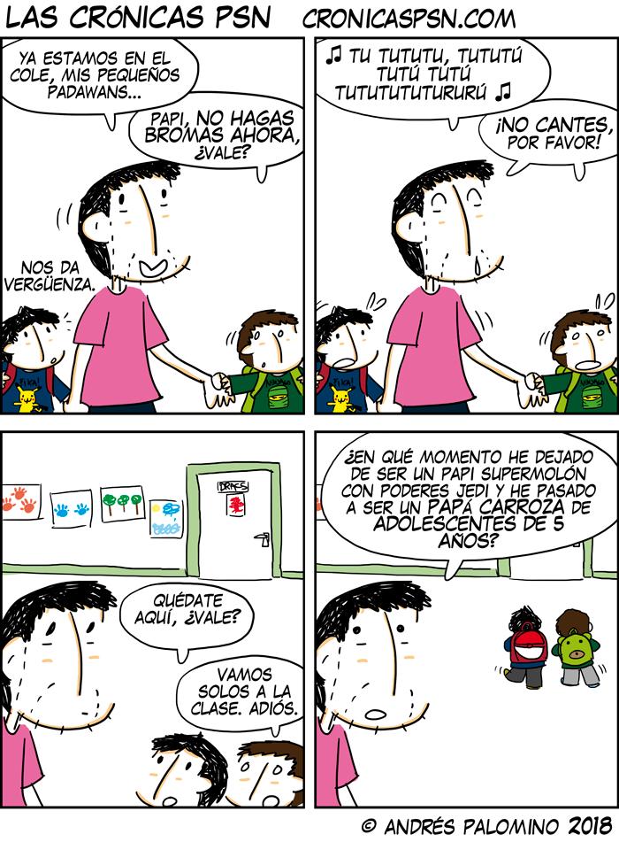 CPSN: PRE-PRE-ADOLESCENTES
