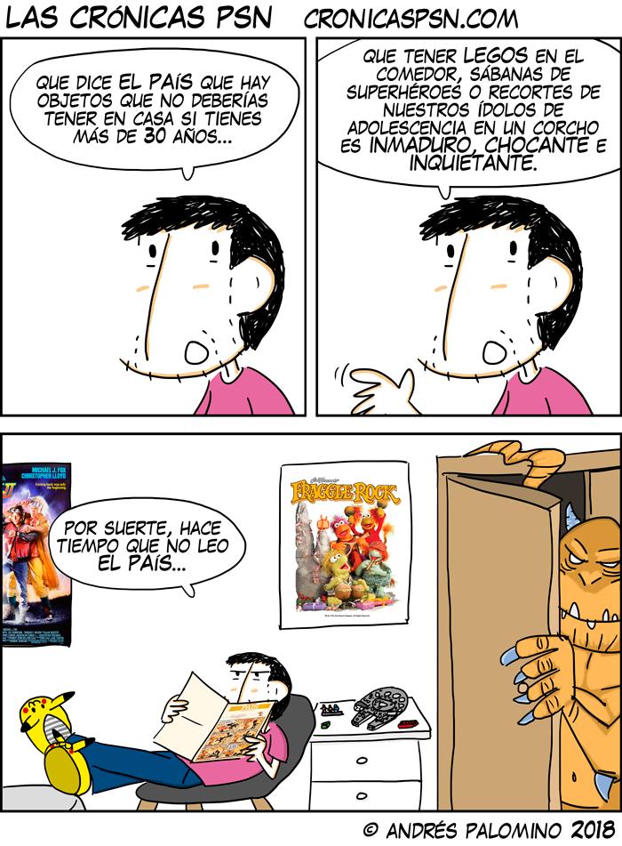 CPSN: EL PEQUEÑO PAÍS