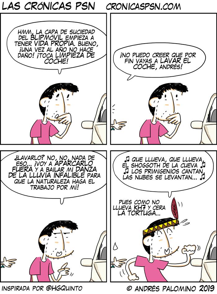 CPSN: LAVACOCHES