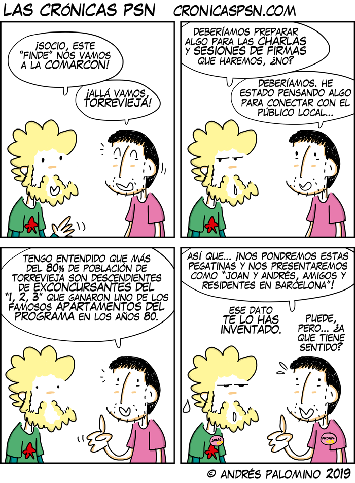 CPSN: TORREVIEJA