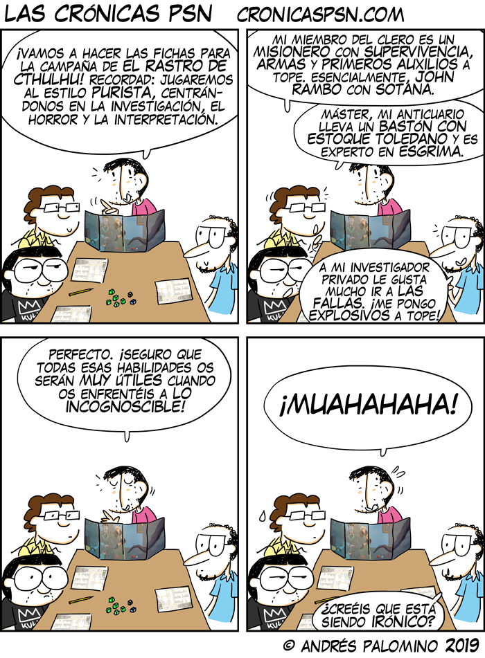 CPSN: ESTILO PURISTA