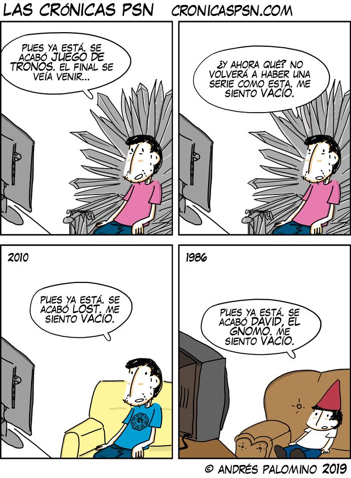 CPSN: VACÍO