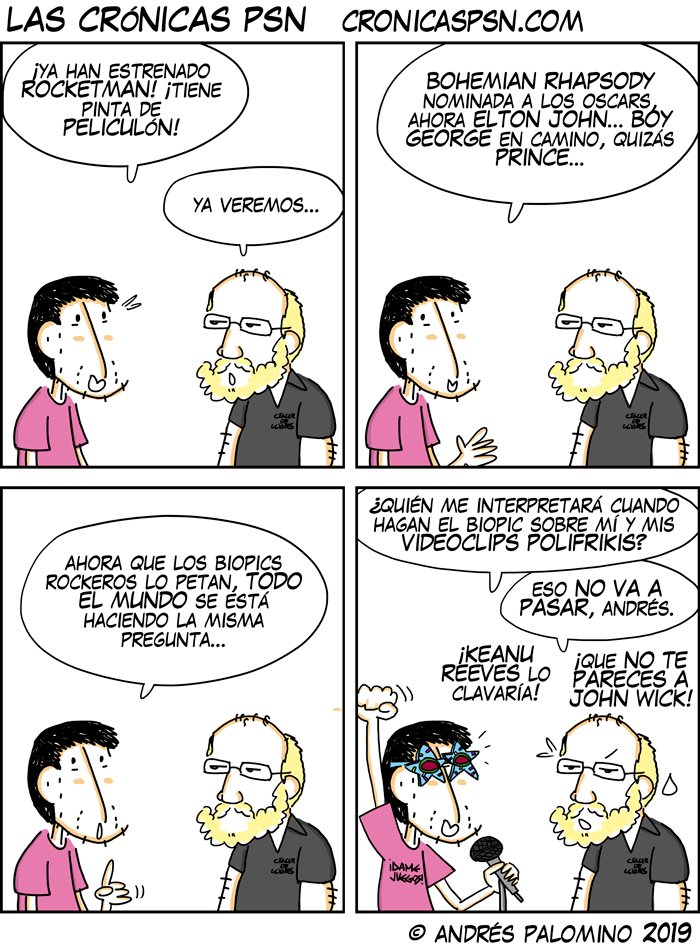 CPSN: ROCKETMAN