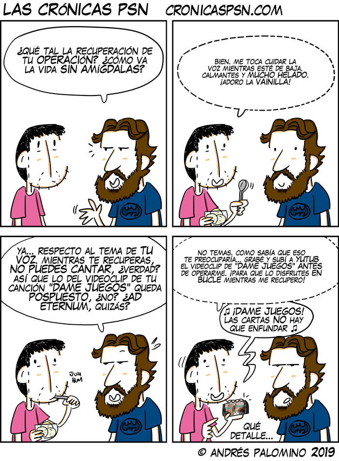 CPSN: LA VOZ