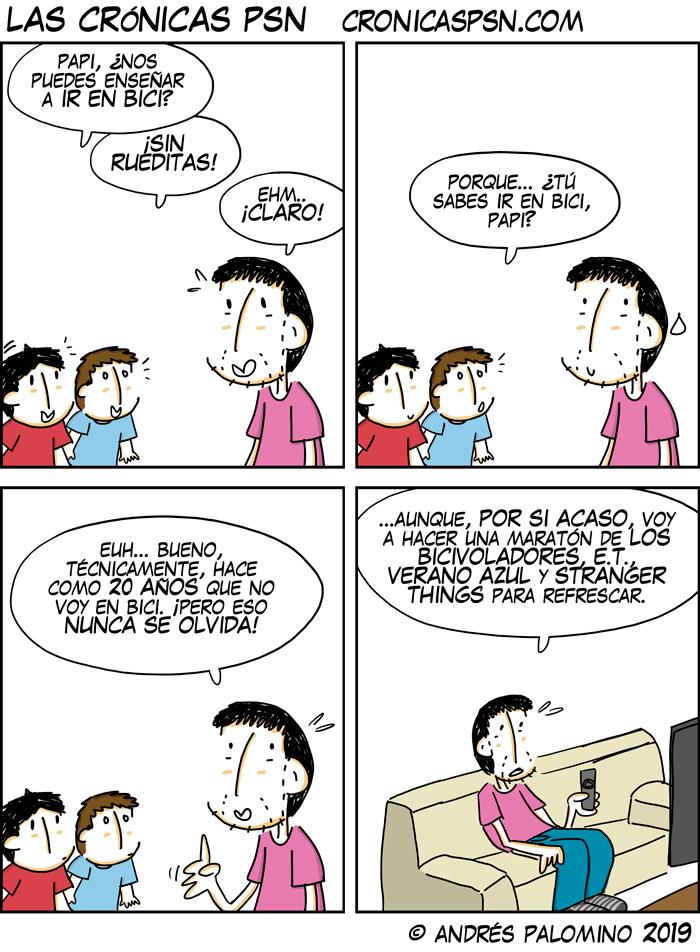 CPSN: BICIVOLADORES