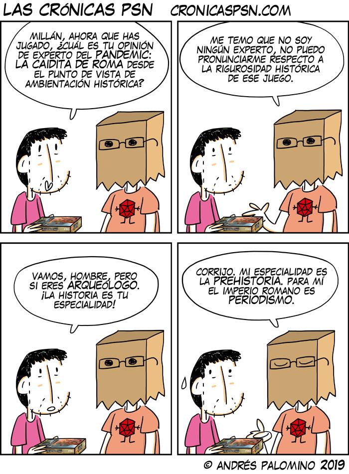 CPSN: RIGOR HISTÓRICO
