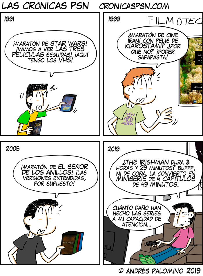 CPSN: EX-MARATONIANO