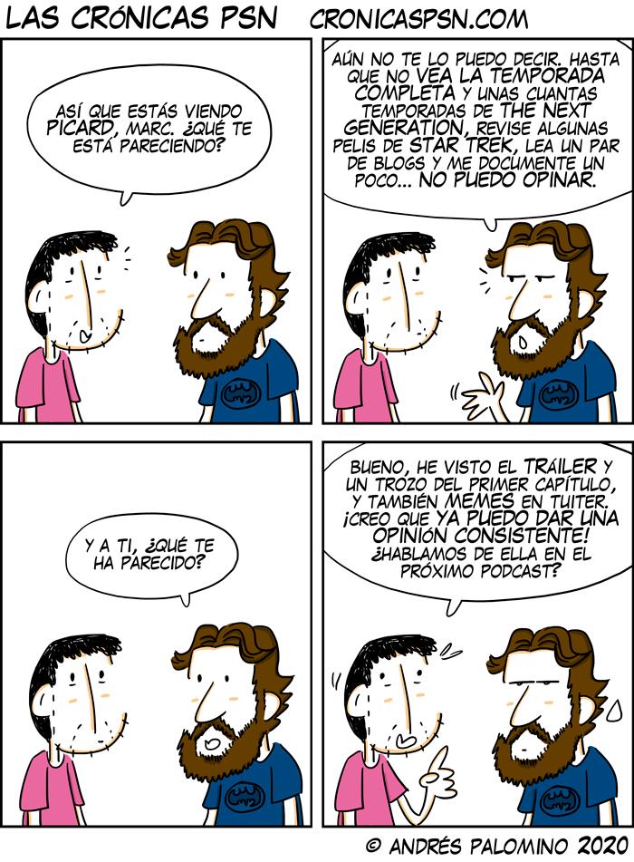 CPSN: OPINIÓN FORMADA
