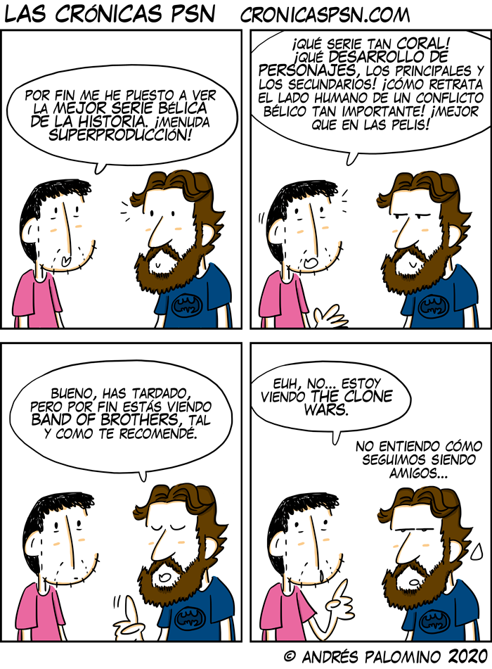 CPSN: SERIES BÉLICAS