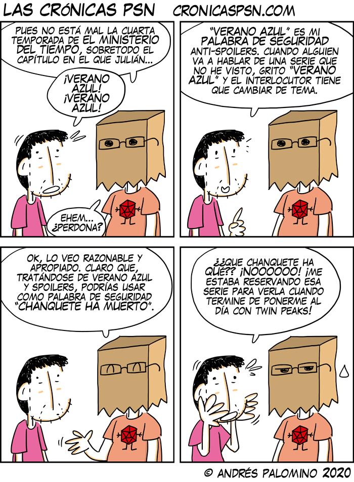 CPSN: PALABRA DE SEGURIDAD